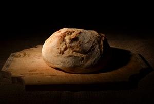 rund bröd liten